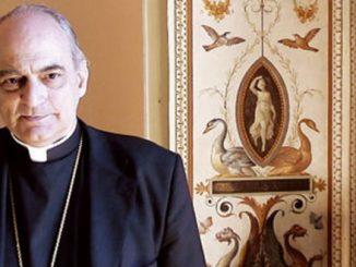 Kurien Bischof Marcelo Sanchez Sorondo