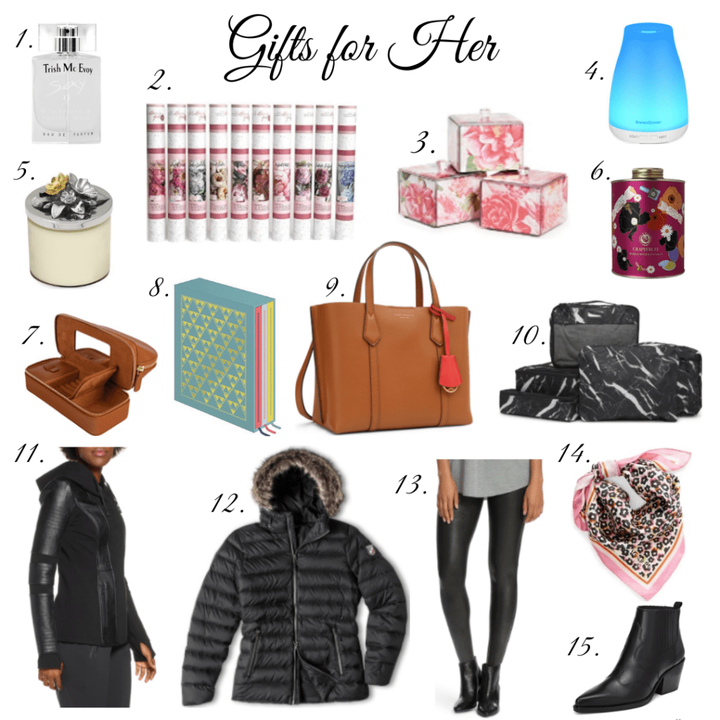 Gifts for Her - Holiday 2019