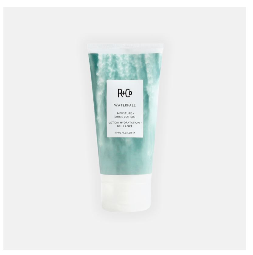 R + Co. Waterfall Moisture + Shine Lotion from the Spring Box of Style