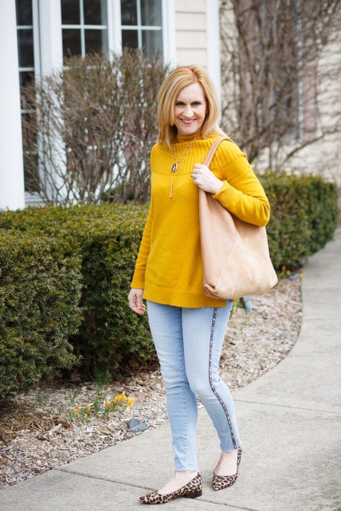 Pop of Yellow by Kathrine Eldridge, Wardrobe Stylist