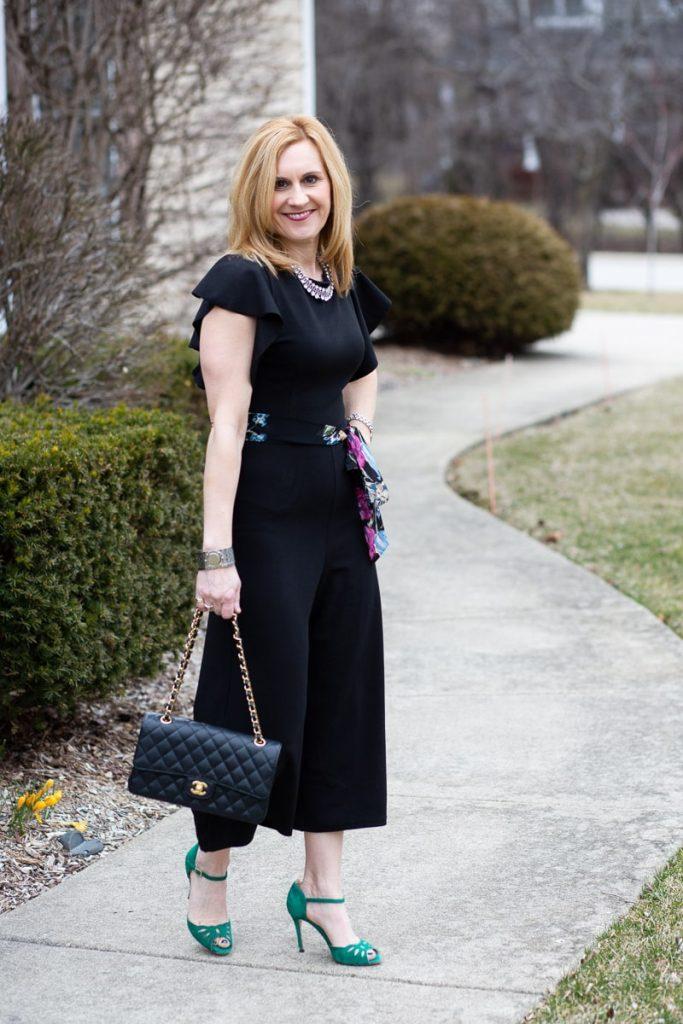 Easter Jumpsuit by Kathrine Eldridge, Wardrobe Stylist