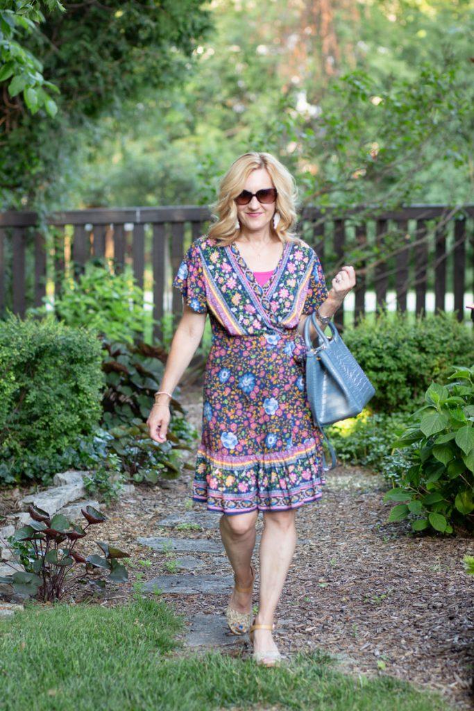 A chic summer dress that's under $30.