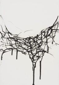 Tusche auf Papier • 21 x 29,7 cm • 2014