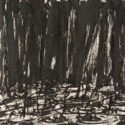 Tusche auf Papier • 20 x 20 cm
