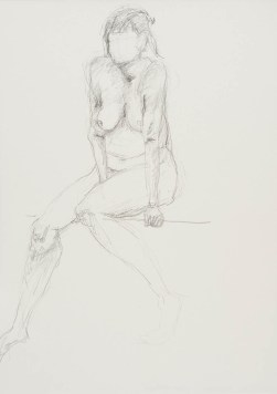 Bleistift auf Papier • 29,7 x 42 cm