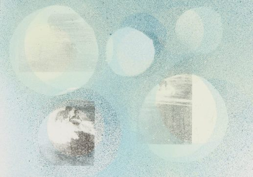 Mischtechnik auf Papier • 29,7 x 21 cm • 2017