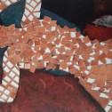 "Amedeo Modigliani ""Roter Frauenakt"", 1917/18"