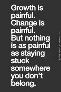 growth in change