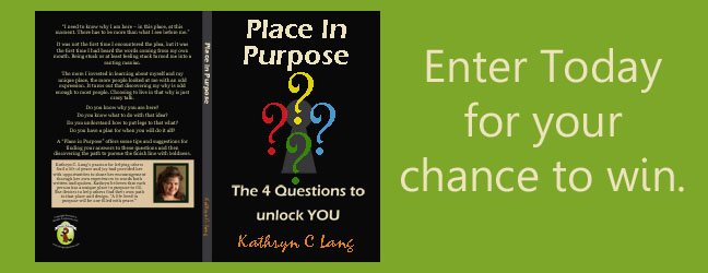 Place in Purpose Giveaway
