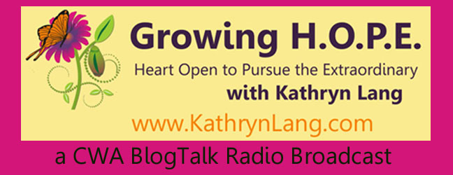 Leaping in Faith not Feelings – Growing HOPE Radio – August 25 2014