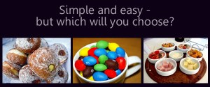 Simple and Easy Will Make Change Easier