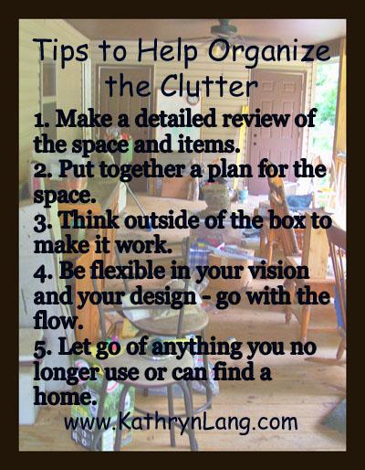 tips for declutter