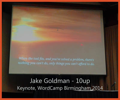 jake goldman quote