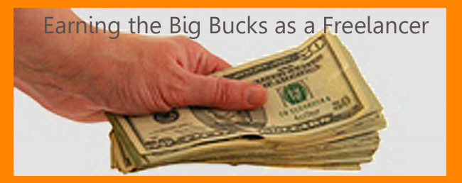 10 Steps to the Big Bucks in Online Writing
