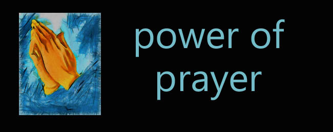 power of prayer copy