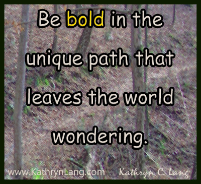 1-19-15 take the bold path
