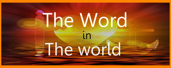 Wednesday - word in the world
