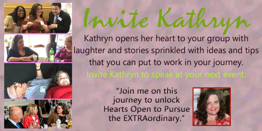 Snarky rainbows and twisted encouragement with Kathryn Lang