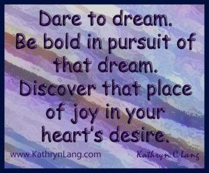 4-2-15 dare to dream