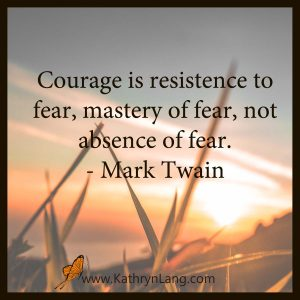 Quote of the Day - Courage - Mark Twain