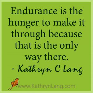 MAP IT OUT - Endurance
