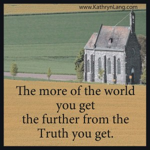 Quote of the Day - Further from the Truth