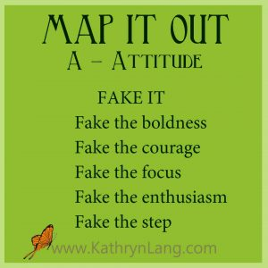 MAP IT OUT - Attitude - Fake It