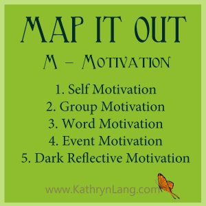 Map It Out - M for Motivation