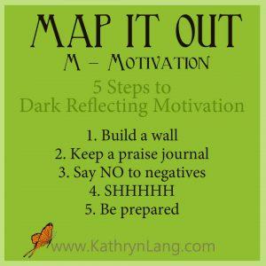 #GrowingHOPE Podcast  - Dark Reflecting Motivaiton