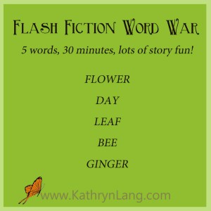 Flash Fiction Word War