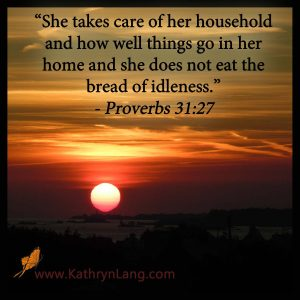 Quote of the Day - Proverbs 31