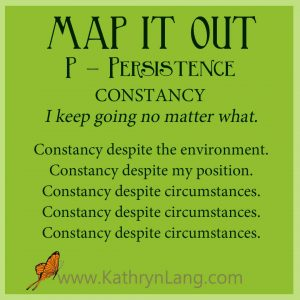 #GrowingHOPE - MAP IT OUT - Constancy