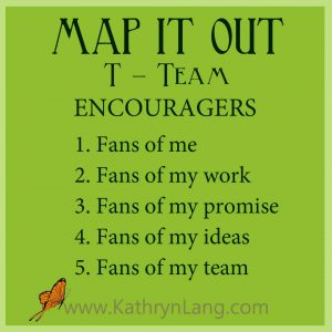#GrowingHOPE - MAP IT OUT - Team - Encouragers