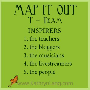 #GrowingHOPE - MAP IT OUT - Team - Inspirers
