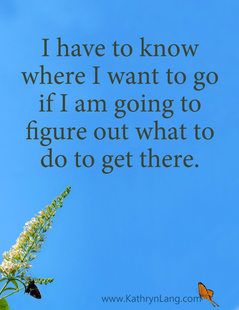 Quote of the Day - Growing HOPE - Know where to get there