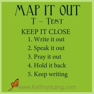 Growing HOPE - MAP IT OUT - Test - Keep it Close