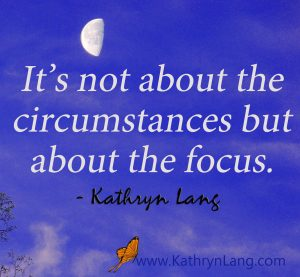 Quote of the Day with Growing HOPE - Focus