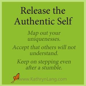authentic self