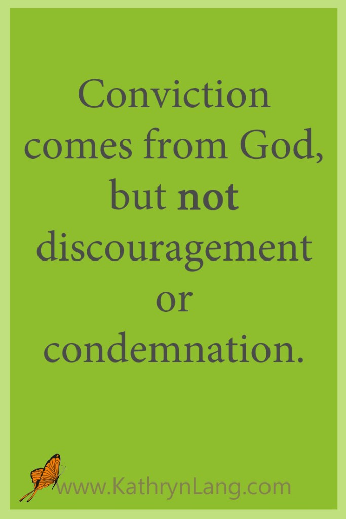 Conviction not guilt
