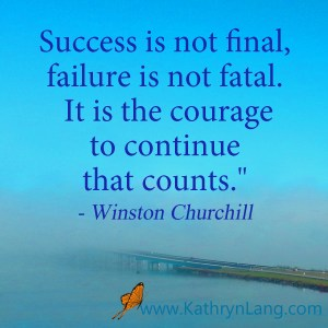 Quote of the day success and failure