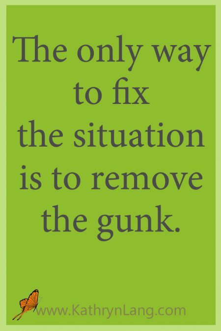remove stuff