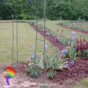 Show Garden in 2005