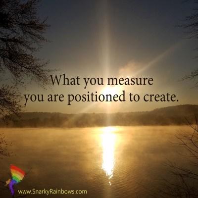 #QuoteoftheDay - measure up