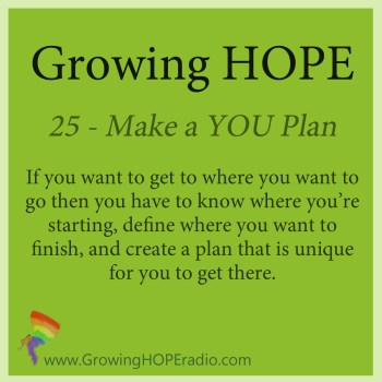 Growing HOPE Daily - You Plan