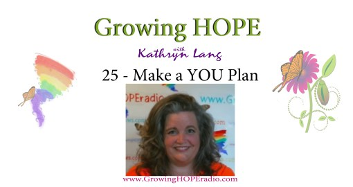 Growing HOPE Daily Header - 25 - Make a YOU Plan