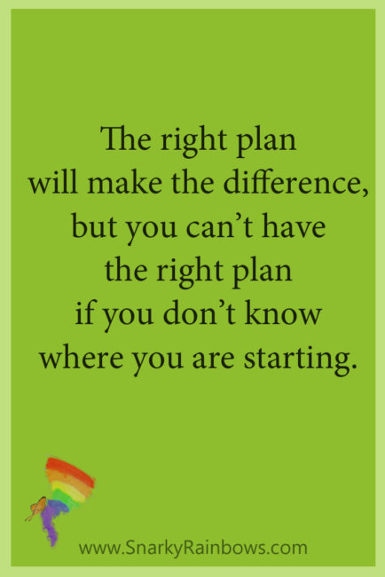 #GrowingHOPE daily podcast quote make your right plan