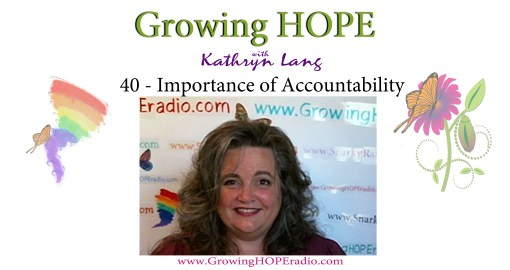 Growing HOPE Daily header 40 - Importance of accountability
