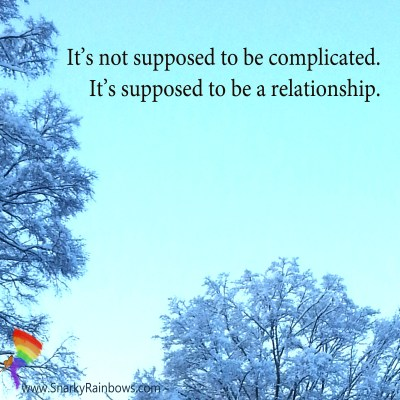 Growing HOPE Daily - simple about relationships