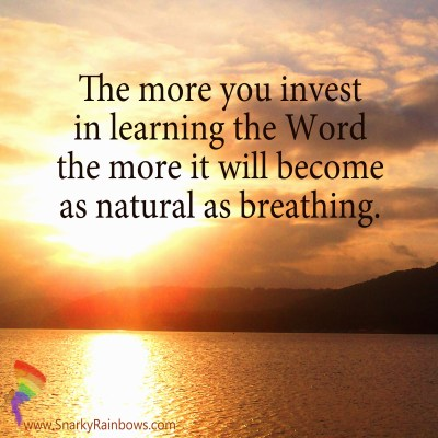 #QuoteoftheDay - natural as breathing