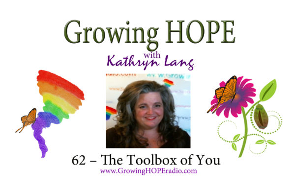 #GrowingHOPE Daily Header - 62 - The Toolbox of You